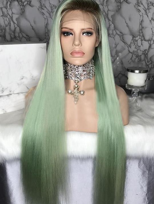 AMBER HUMAN HAIR WIG - Eternal Wigs