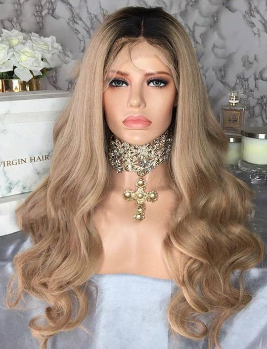 KAZ HUMAN HAIR WIG - Eternal Wigs