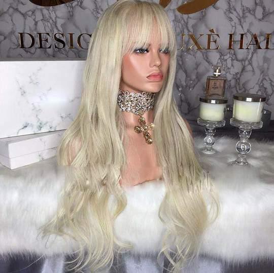 LISA HUMAN HAIR WIG - Eternal Wigs