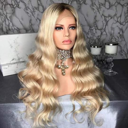 GINA HUMAN HAIR WIG - Eternal Wigs