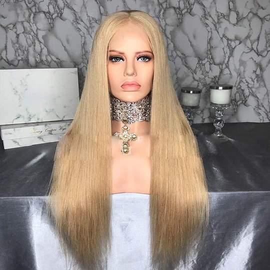 HOLLY HUMAN HAIR WIG - Eternal Wigs