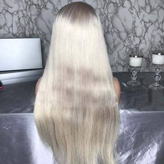 POPPY HUMAN HAIR WIG - Eternal Wigs
