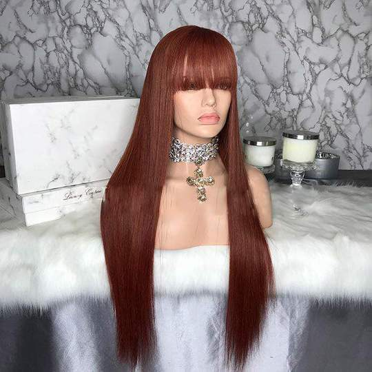 TINA HUMAN HAIR WIG - Eternal Wigs