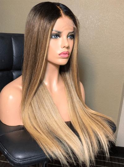 LIZZY HUMAN HAIR WIG - Eternal Wigs