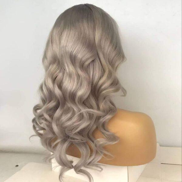 KRISTINA PREMIUM HUMAN HAIR WIG - Eternal Wigs