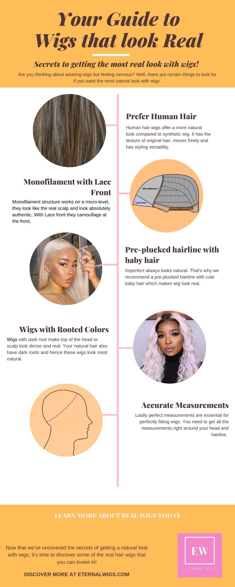 secrets of wigs that look real